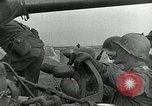 Image of U.S. tanks and 3rd infantry in Korean War Korea, 1951, second 49 stock footage video 65675032631