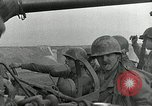 Image of U.S. tanks and 3rd infantry in Korean War Korea, 1951, second 50 stock footage video 65675032631
