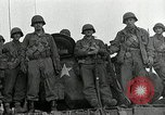 Image of U.S. tanks and 3rd infantry in Korean War Korea, 1951, second 52 stock footage video 65675032631
