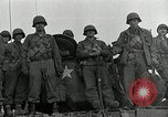 Image of U.S. tanks and 3rd infantry in Korean War Korea, 1951, second 55 stock footage video 65675032631