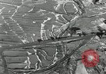 Image of aerial view Pyongyang North Korea, 1950, second 33 stock footage video 65675032635