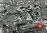 Image of aerial view Pyongyang North Korea, 1950, second 36 stock footage video 65675032635