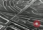 Image of aerial view Pyongyang North Korea, 1950, second 62 stock footage video 65675032635