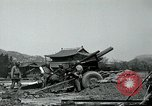 Image of 155mm Howitzer Seoul South Korea, 1951, second 60 stock footage video 65675032640