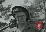 Image of 155 mm Howitzer Seoul Korea, 1951, second 48 stock footage video 65675032645