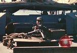 Image of Vietnamese Forces assault boats and armored cars Vietnam, 1970, second 41 stock footage video 65675032680