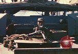 Image of Vietnamese Forces assault boats and armored cars Vietnam, 1970, second 42 stock footage video 65675032680