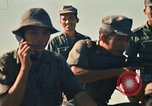 Image of Vietnamese Forces assault boats and armored cars Vietnam, 1970, second 44 stock footage video 65675032680