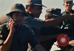 Image of Vietnamese Forces assault boats and armored cars Vietnam, 1970, second 48 stock footage video 65675032680
