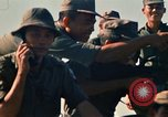 Image of Vietnamese Forces assault boats and armored cars Vietnam, 1970, second 49 stock footage video 65675032680