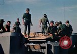 Image of Vietnamese Forces assault boats and armored cars Vietnam, 1970, second 52 stock footage video 65675032680