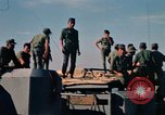 Image of Vietnamese Forces assault boats and armored cars Vietnam, 1970, second 53 stock footage video 65675032680