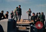 Image of Vietnamese Forces assault boats and armored cars Vietnam, 1970, second 54 stock footage video 65675032680