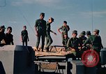 Image of Vietnamese Forces assault boats and armored cars Vietnam, 1970, second 55 stock footage video 65675032680