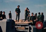 Image of Vietnamese Forces assault boats and armored cars Vietnam, 1970, second 57 stock footage video 65675032680