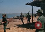 Image of Vietnamese Forces in live fire exercise Vietnam, 1970, second 25 stock footage video 65675032683