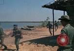 Image of Vietnamese Forces in live fire exercise Vietnam, 1970, second 26 stock footage video 65675032683