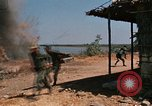 Image of Vietnamese Forces in live fire exercise Vietnam, 1970, second 32 stock footage video 65675032683