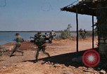 Image of Vietnamese Forces in live fire exercise Vietnam, 1970, second 42 stock footage video 65675032683