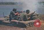Image of Vietnamese Forces in live fire exercise Vietnam, 1970, second 61 stock footage video 65675032683