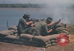 Image of Vietnamese Forces in live fire exercise Vietnam, 1970, second 62 stock footage video 65675032683