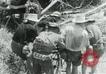 Image of Viet Cong moving supplies in Jungles on bicycles Vietnam, 1967, second 3 stock footage video 65675032692