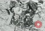 Image of Viet Cong moving supplies in Jungles on bicycles Vietnam, 1967, second 9 stock footage video 65675032692