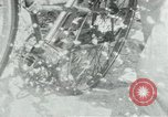 Image of Viet Cong moving supplies in Jungles on bicycles Vietnam, 1967, second 13 stock footage video 65675032692