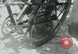 Image of Viet Cong moving supplies in Jungles on bicycles Vietnam, 1967, second 14 stock footage video 65675032692