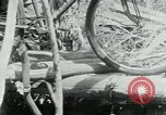 Image of Viet Cong moving supplies in Jungles on bicycles Vietnam, 1967, second 29 stock footage video 65675032692