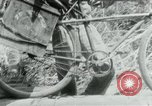 Image of Viet Cong moving supplies in Jungles on bicycles Vietnam, 1967, second 33 stock footage video 65675032692