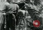 Image of Viet Cong moving supplies in Jungles on bicycles Vietnam, 1967, second 40 stock footage video 65675032692