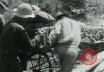 Image of Viet Cong moving supplies in Jungles on bicycles Vietnam, 1967, second 48 stock footage video 65675032692