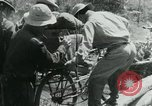 Image of Viet Cong moving supplies in Jungles on bicycles Vietnam, 1967, second 50 stock footage video 65675032692