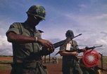Image of 1st air cavalry division Vietnam, 1971, second 9 stock footage video 65675032701