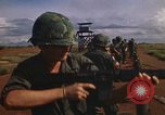Image of 1st air cavalry division Vietnam, 1971, second 43 stock footage video 65675032701