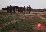 Image of 1st Air Cavalry division Vietnam, 1971, second 9 stock footage video 65675032703
