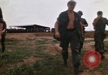 Image of 1st Air Cavalry division Vietnam, 1971, second 18 stock footage video 65675032703