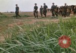 Image of 1st Air Cavalry division Vietnam, 1971, second 27 stock footage video 65675032703