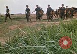 Image of 1st Air Cavalry division Vietnam, 1971, second 28 stock footage video 65675032703
