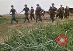 Image of 1st Air Cavalry division Vietnam, 1971, second 29 stock footage video 65675032703
