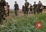 Image of 1st Air Cavalry division Vietnam, 1971, second 32 stock footage video 65675032703