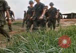 Image of 1st Air Cavalry division Vietnam, 1971, second 34 stock footage video 65675032703