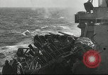 Image of Sinking of the Bismarck Saint-Nazaire France, 1941, second 36 stock footage video 65675032706