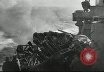Image of Sinking of the Bismarck Saint-Nazaire France, 1941, second 37 stock footage video 65675032706