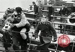 Image of Sinking of the Bismarck Saint-Nazaire France, 1941, second 59 stock footage video 65675032706