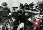 Image of Sinking of the Bismarck Saint-Nazaire France, 1941, second 61 stock footage video 65675032706
