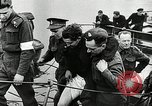 Image of Sinking of the Bismarck Saint-Nazaire France, 1941, second 62 stock footage video 65675032706