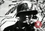 Image of American artillery barrage against German forces Italy, 1944, second 30 stock footage video 65675032709