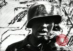 Image of American artillery barrage against German forces Italy, 1944, second 31 stock footage video 65675032709